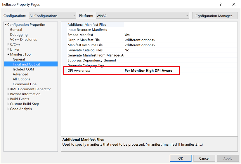 Topic: Blurry text on Windows 10 – Mingw-w64 / sciter